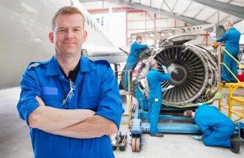Aerospace manufacturing representative
