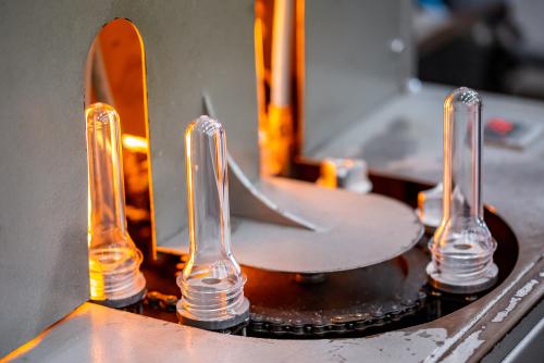 Plastic fabrication process